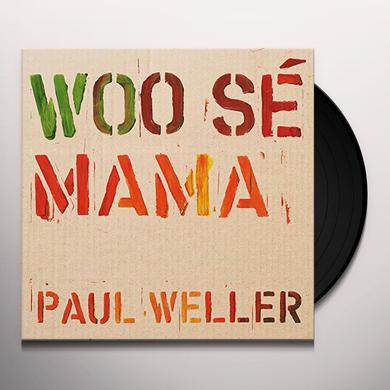 Paul Weller WOO SE MAMA Vinyl Record