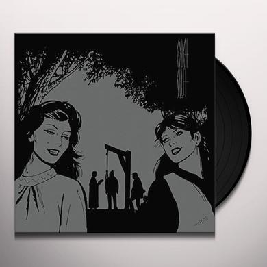 COUCH SLUT CONTEMPT Vinyl Record