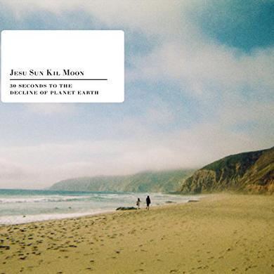Jesu / Sun Kil Moon 30 SECONDS TO THE DECLINE OF PLANET EARTH Vinyl Record