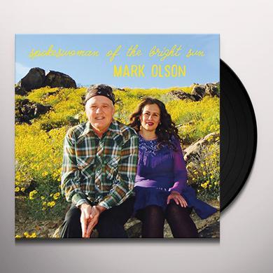Mark Olson SPOKESWOMAN OF THE BRIGHT SUN Vinyl Record
