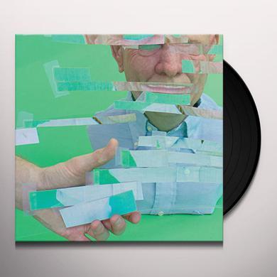 Tera Melos TRASH GENERATOR Vinyl Record