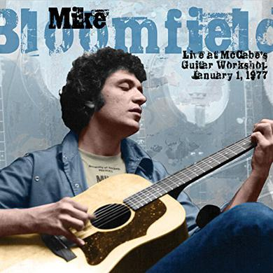 Mike Bloomfield LIVE AT MCCABE'S GUITAR WORKSHOP JANUARY 1 1977 Vinyl Record