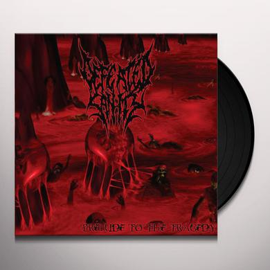Defeated Sanity PRELUDE TO THE TRAGEDY Vinyl Record