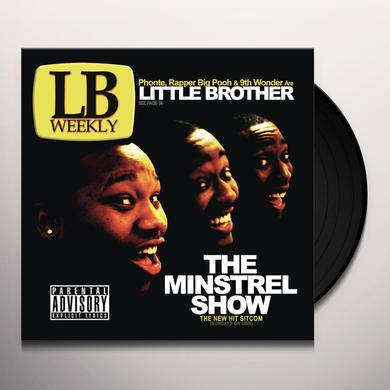 Little Brother MINSTREL SHOW Vinyl Record
