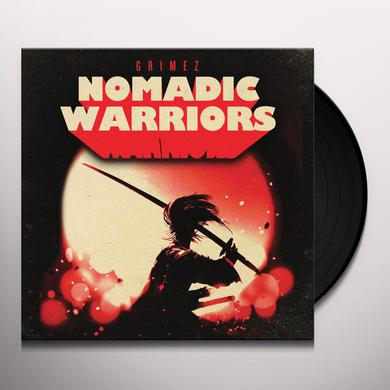 Grimez NOMADIC WARRIORS 2 Vinyl Record