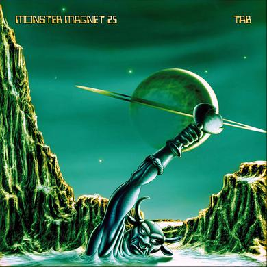 Monster Magnet TAB Vinyl Record