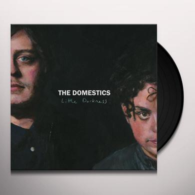DOMESTICS LITTLE DARKNESS Vinyl Record