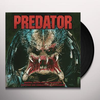 Alan Silvestri PREDATOR - O.S.T. Vinyl Record