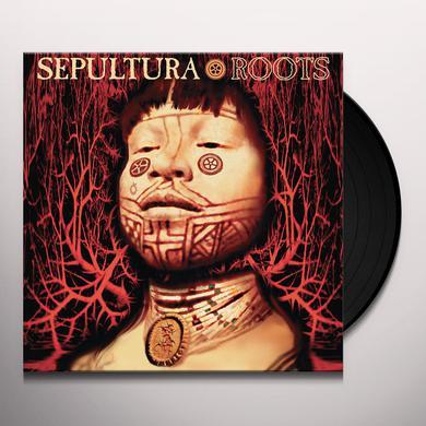Sepultura ROOTS Vinyl Record