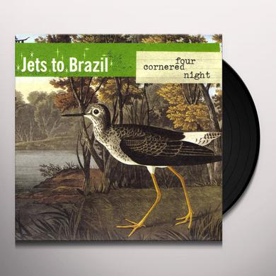 Jets to Brazil FOUR CORNERED NIGHT Vinyl Record