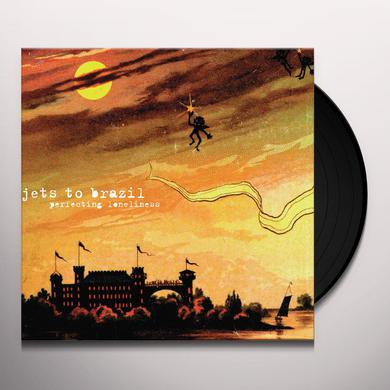 Jets to Brazil PERFECTING LONLINESS Vinyl Record