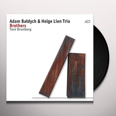 Adam Baldych / Helge Trio Lien BROTHERS Vinyl Record