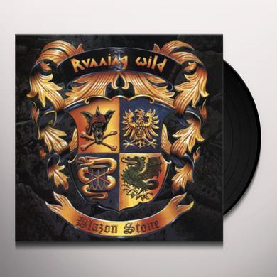 Running Wild BLAZON STONE Vinyl Record