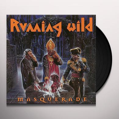 Running Wild MASQUERADE Vinyl Record