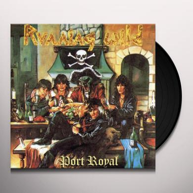 Running Wild PORT ROYAL Vinyl Record