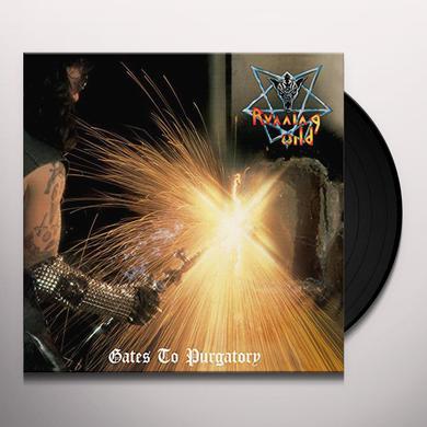 Running Wild GATES TO PURGATORY Vinyl Record