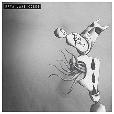 Maya Jane Coles TAKE FLIGHT Vinyl Record