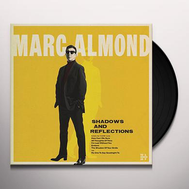 Marc Almond SHADOWS & REFLECTIONS Vinyl Record