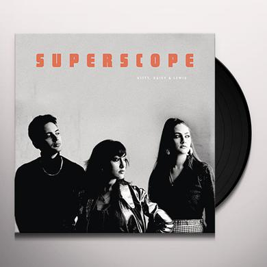 Kitty, Daisy & Lewis SUPERSCOPE Vinyl Record