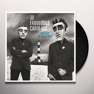 FABULOSOS CADILLACS LA SALVACION DE SOLO Y JUAN Vinyl Record