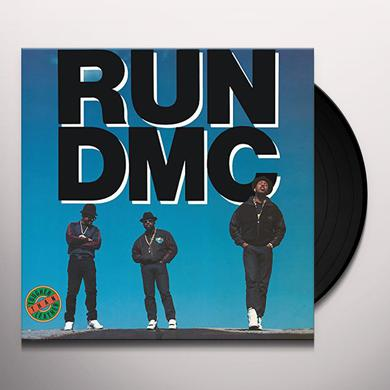 Run-Dmc TOUGHER THAN LEATHER Vinyl Record