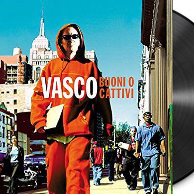 Vasco Rossi BUONI O CATTIVI Vinyl Record
