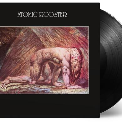 Atomic Rooster DEATH WALKS BEHIND YOU Vinyl Record