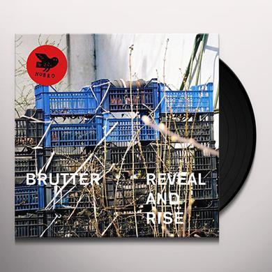 BRUTTER REVEAL & RISE Vinyl Record