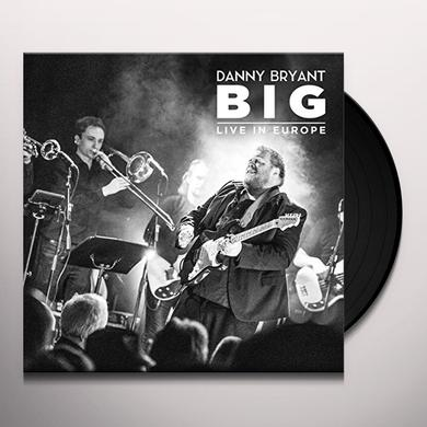 Danny Bryant BIG Vinyl Record