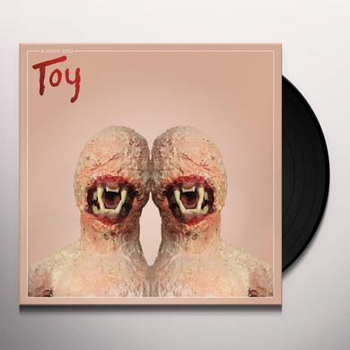 GIANT DOG TOY Vinyl Record