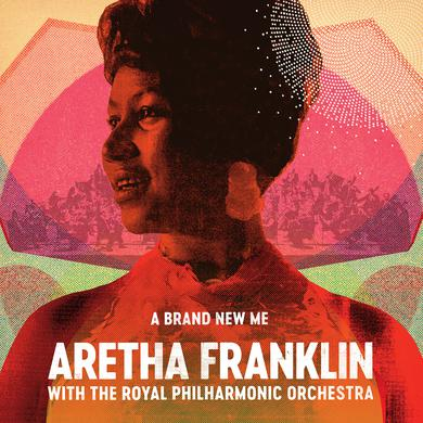 BRAND NEW ME: ARETHA FRANKLIN WITH ROYAL Vinyl Record