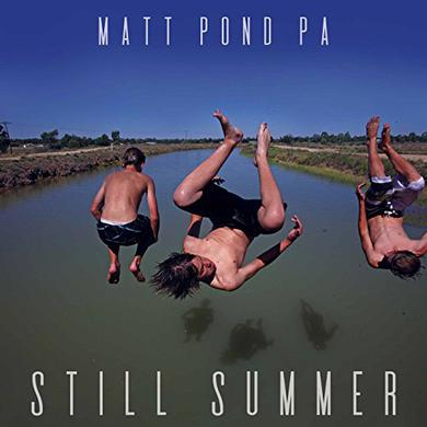 Matt Pond Pa STILL SUMMER Vinyl Record