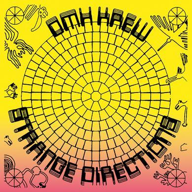 Dmx Krew STRANGE DIRECTIONS Vinyl Record
