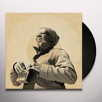 Laraaji BRING ON THE SUN Vinyl Record