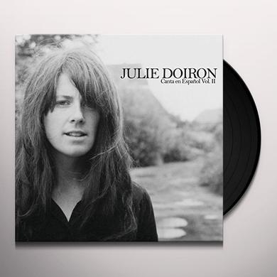 Julie Doiron CANTA EN ESPANOL VOL. II Vinyl Record