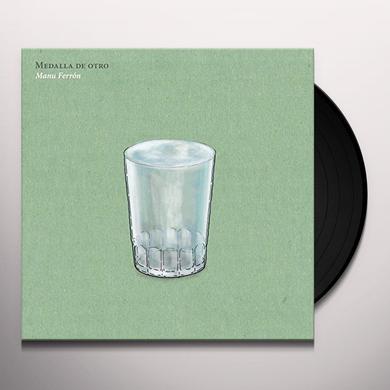 Manu Ferron MEDALLA DE OTRO Vinyl Record