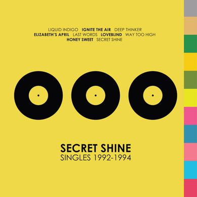 Secret Shine SINGLES 1992-1994 Vinyl Record