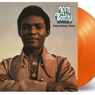 Ken Boothe EVERYTHING I OWN Vinyl Record
