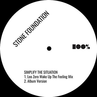 Stone Foundation SIMPLIFY THE SITUATION REMIXES Vinyl Record