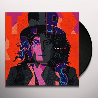T-Rex REMIXES Vinyl Record