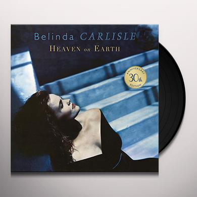 Belinda Carlisle HEAVEN ON EARTH: 30TH ANNIVERSARY EDITION Vinyl Record