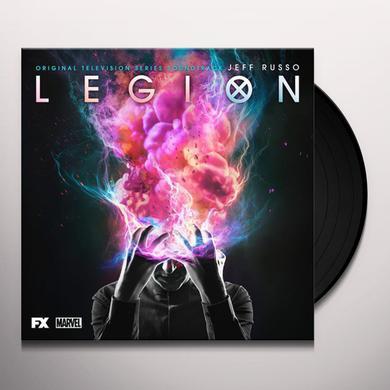 Jeff Russo LEGION -O.S.T. Vinyl Record