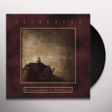 Akercocke RENAISSANCE IN EXTREMIS Vinyl Record