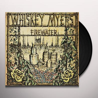 Whiskey Myers FIREWATER Vinyl Record