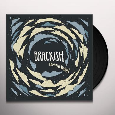 Brackish COMING DOWN Vinyl Record