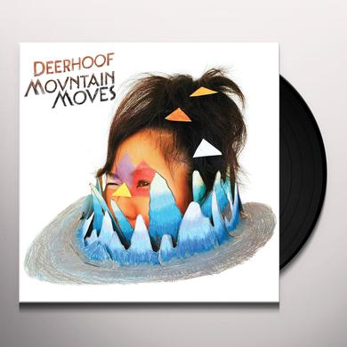 Deerhoof MOUNTAIN MOVES Vinyl Record