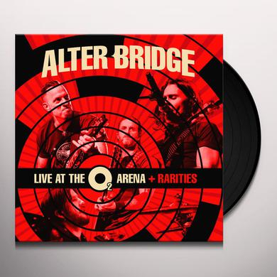 Alter Bridge LIVE AT THE O2 ARENA + RARITIES Vinyl Record