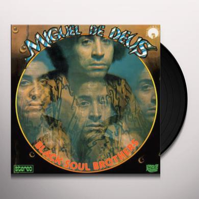 Miguel De Deus BLACK SOUL BROTHER Vinyl Record