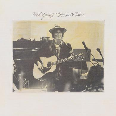 Neil Young COMES A TIME Vinyl Record