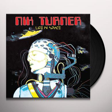 Nik Turner LIFE IN SPACE Vinyl Record
